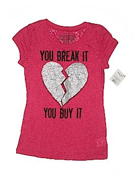 Rocker girl Short Sleeve T-Shirt Size 3 - 5