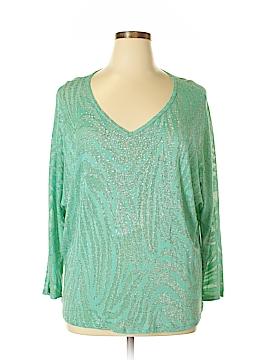 Reba Long Sleeve Top Size XL