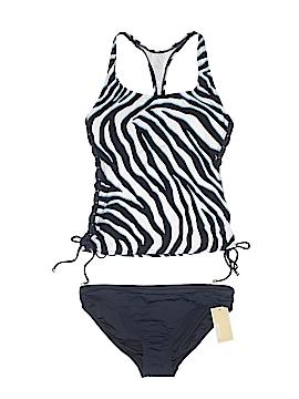 MICHAEL Michael Kors Two Piece Swimsuit Size M
