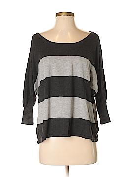 Aqua 3/4 Sleeve T-Shirt Size S