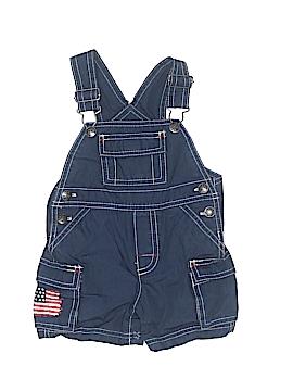 Koala Kids Overall Shorts Size 6-9 mo