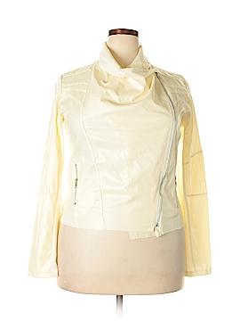 Unbranded Clothing Faux Leather Jacket Size XXL