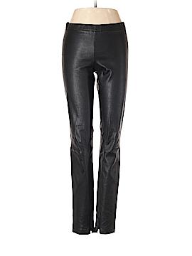 Vince. Faux Leather Pants Size S