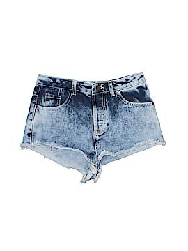 Topshop Denim Shorts Size 4