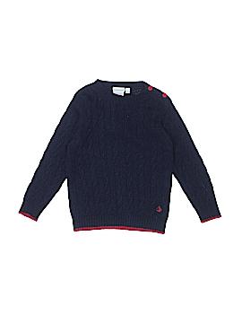 JoJo Maman Bebe Wool Pullover Sweater Size 2 - 3