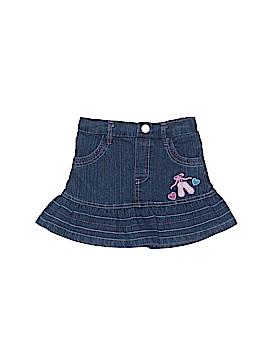 Coney Island Denim Skirt Size 12 mo