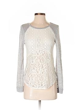Xhilaration Long Sleeve Top Size XS