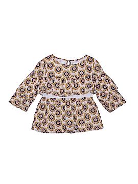 Peek... 3/4 Sleeve Blouse Size 7