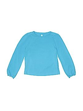 J. Khaki Long Sleeve Top Size 6