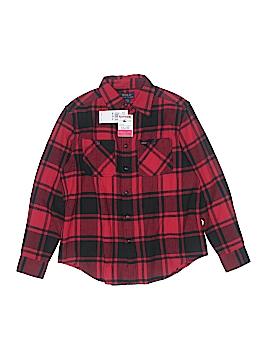 Polo by Ralph Lauren Long Sleeve Button-Down Shirt Size 10/12