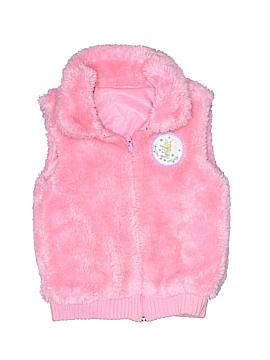 Disney Faux Fur Vest Size 8