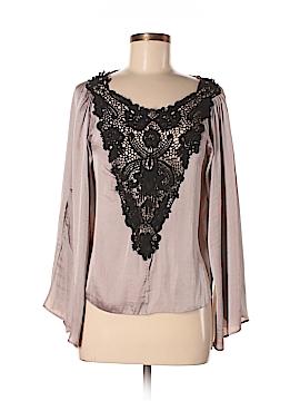 Miss Selfridge 3/4 Sleeve Blouse Size 4