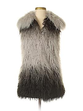 Moda International Faux Fur Jacket Size XS