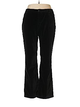 Tahari Velour Pants Size 14
