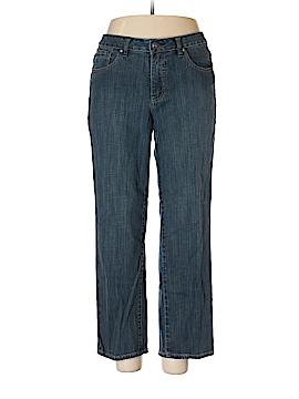 Christopher Blue Jeans Size 14