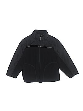 Kenneth Cole REACTION Fleece Jacket Size 5