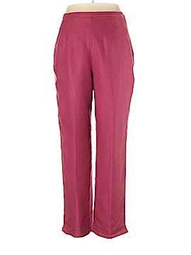 Pendleton Silk Pants Size 14