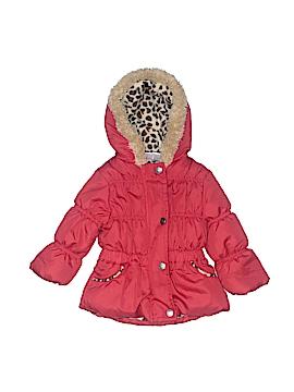 Pink Platinum Coat Size 18 mo