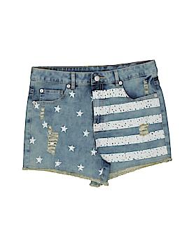 Ellison Denim Shorts Size M