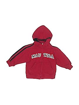 Nautica Zip Up Hoodie Size 6-12 mo