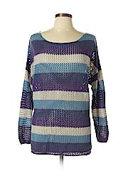 Love Stitch Women Pullover Sweater Size M