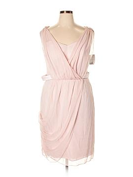 Lela Rose Cocktail Dress Size 18 (Plus)