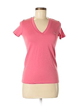 Lacoste Short Sleeve T-Shirt Size 32 (EU)