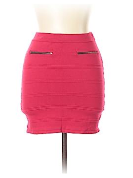 Tricot Joli Casual Skirt Size L