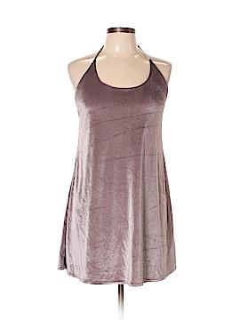 Ecru Casual Dress Size L