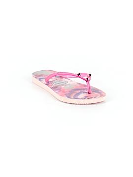 Havaianas Flip Flops Size 3 1/2