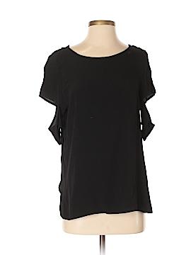 Necessary Clothing Short Sleeve Blouse Size S