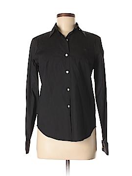 Perch by Blu Pepper Long Sleeve Button-Down Shirt Size XS