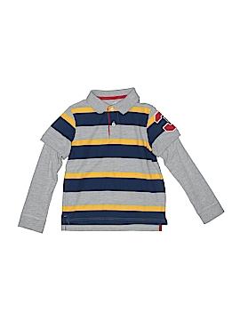 JK Kids Long Sleeve Polo Size 7