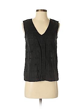J. Crew Factory Store Sleeveless Blouse Size 0