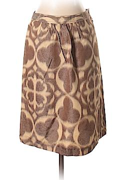 Tory Burch Silk Skirt Size 2