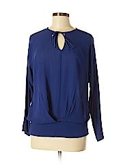Ella Moss Women Long Sleeve Blouse Size XS