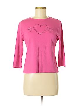 Crystal-Kobe 3/4 Sleeve T-Shirt Size M