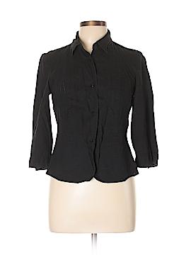 Sag Harbor 3/4 Sleeve Button-Down Shirt Size 6