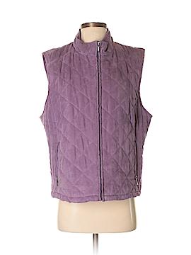 Croft & Barrow Vest Size XL (Petite)