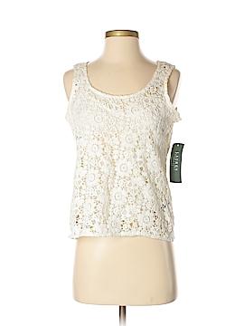 Ralph Lauren Sleeveless Blouse Size 2 (Petite)