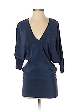 Boulee 3/4 Sleeve Silk Top Size 2