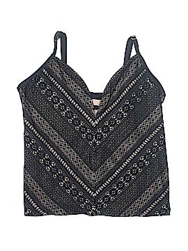 Bleu Rod Beattie Swimsuit Top Size 22 (Plus)