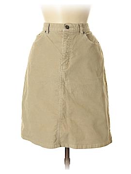 Lands' End Wool Skirt Size 8
