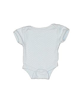 Little Tots Short Sleeve Onesie Preemie