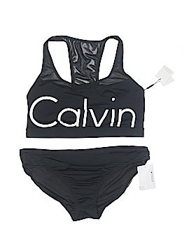 Calvin Klein Two Piece Swimsuit Size XXL