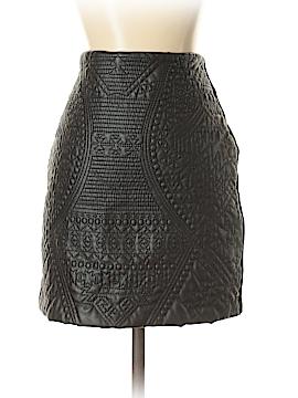 Sam Edelman Faux Leather Skirt Size XS