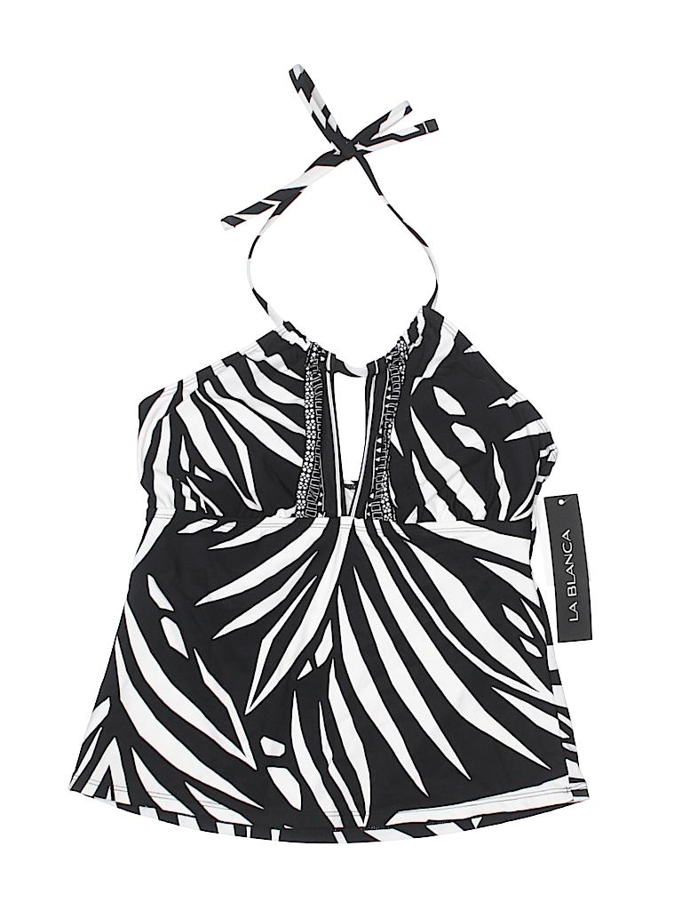 La Blanca Women Swimsuit Top Size 8