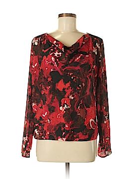 Vivienne Vivienne Tam Long Sleeve Blouse Size 10