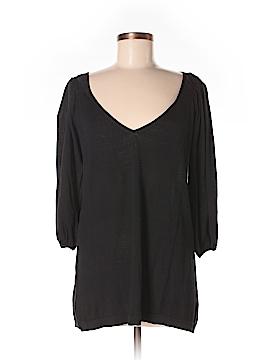 Studio M 3/4 Sleeve Silk Top Size M