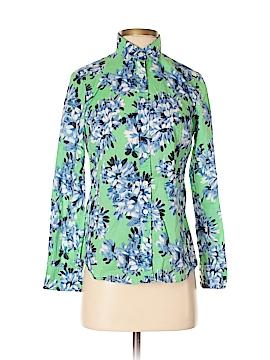 J. Crew Factory Store Long Sleeve Button-Down Shirt Size S (Petite)